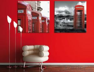 Wholesale Promotional Decoration Canvas Printings for Home Decoration