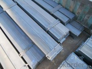 High Quality and Stainless Alloyed Flat Bar