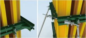 China Timber Beam Formwork with High Standardization in Construction