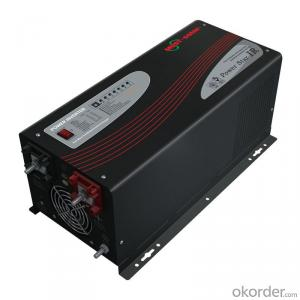 Pure Sine Wave Inverter 48V 6000W 2015 Top Selling South Africa EP 3000 SeriesWave Inverter