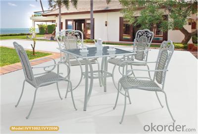 CMAX-CS009CQT New Design Outdoor Casting Sets