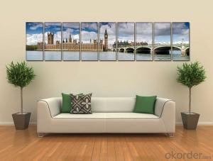 Prints with Frame Stretched Wall Art Canvas Printing