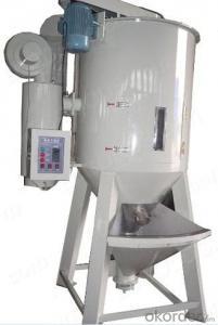 Vertical Plastic Granules Mixer Mixing Drying Machine Mixer Hopper Dryer  on Sale