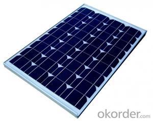 Off-grid Solar Panel TDB125×125/3-36-P Reliable