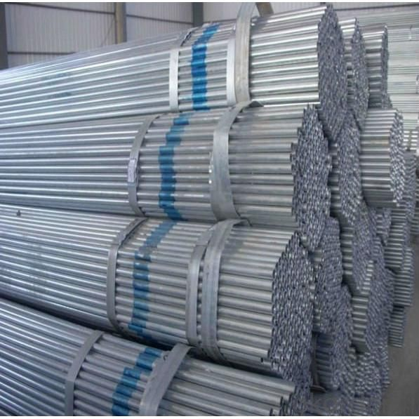 Galvanized Welded Steel Tubes And Pipes High Quality