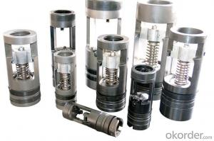 Float valve and FF-M Float valve fittings
