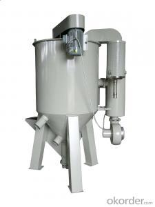 Plastic Hopper Dryer Plastics Drying Mixer