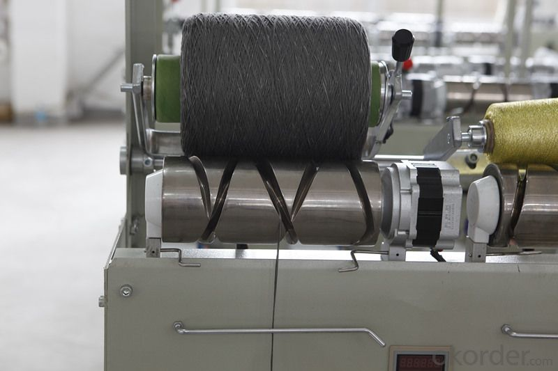 Automatic Winding Textile Machine for Ball Yarn