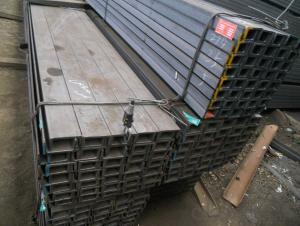 JIS  G3192  U Channel Steel high quality