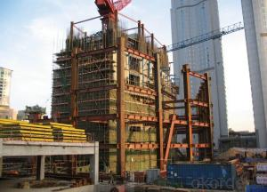 Cmax Timber Beam Formwork with Pefect Quality in Construction