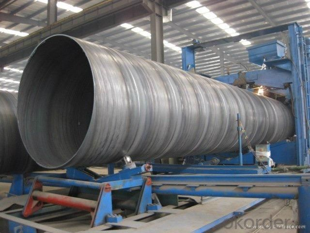 Spirally Submerged Arc Welded Steel Pipe(SSAW)