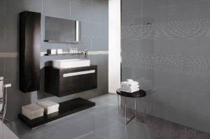 Polished Porcelain Tile The Super Black Color CMAXSB1006