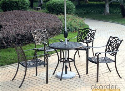 CMAX-CS0011CQT New Design Fashion Outdoor Casting Sets