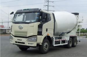 Concrete Mixer Truck with Good Performance