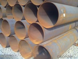 Cold Rolled Precision Steel Tube/Seamless Steel Pipe