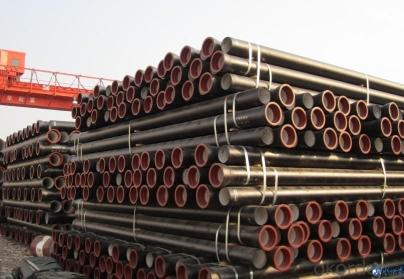 Ductile Iron Pipe ISO2531:2009 C Class DN80