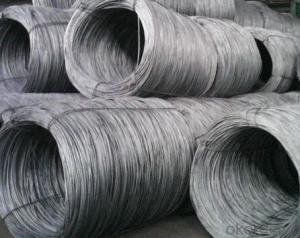 Stainless Carbon Steel Wire Rod with Standard ASTM, GB