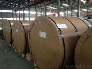 Plain Aluminium Coils Used for Producing ACP