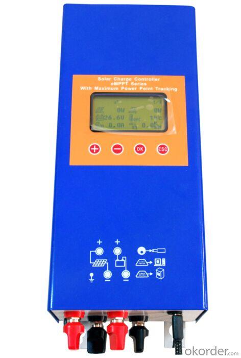 Solar Controller for Tracking Maximum Power Model eMPPT 3024Z