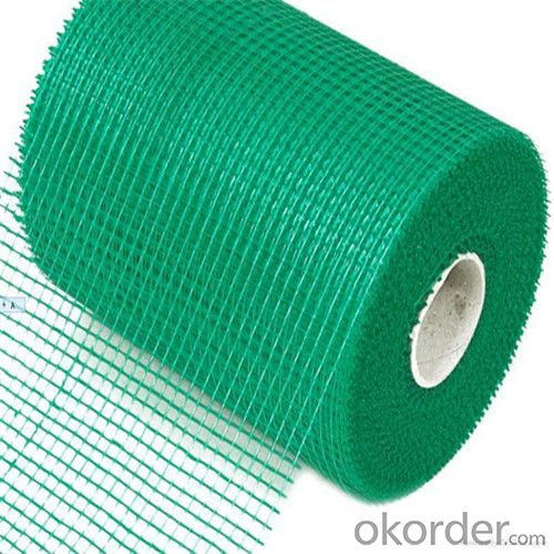 Fiberglass Mesh Cloth 130g/m2  10*10mm With High Tensile Strength