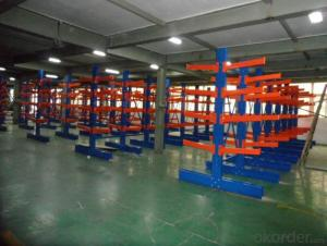 Cantilever Pallet Racking System for Warehouse