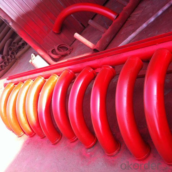 Spare Parts Concrete Pump Pipe Bends for Concrete Truck Pump