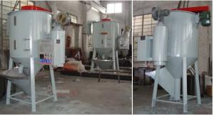 Plastic Hopper Dryer Plastics Drying Mixer