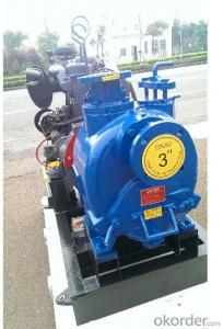Centrifugal Diesel Engine  Water Pump for Irrigation
