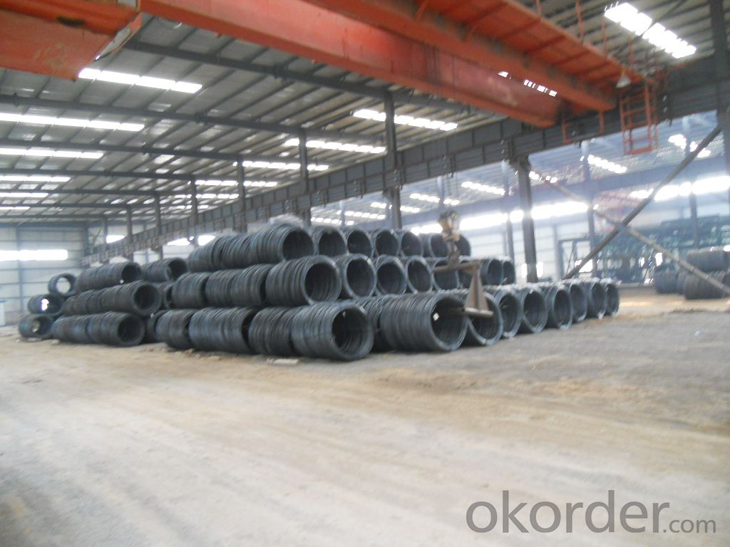 Stainless Wire Rod SAE1006B of Standard ASTM