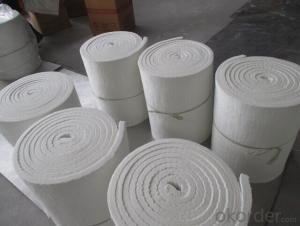 Ceramic Wool Blanket HP Grade 160kg/m3 Insulation Ceramic Fiber Blanket