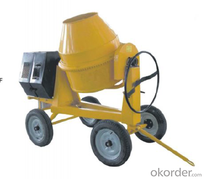Concrete Mixer Cement Mixer Electric Diesel Engine