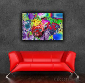 Digital Printing Cheap Stretched Canvas Prints