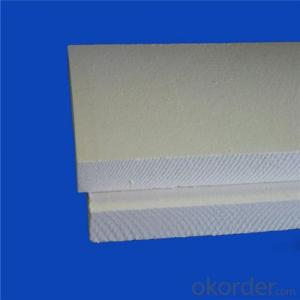 Ceramic Fiber Boards for Die-cut High Temperature Seal
