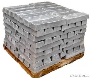 Metallic Magnesium Ingot with Low Price Mg>99.95%