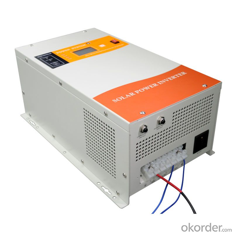 2015 Hot Selling South Africa Solar Power Inverter made in China60a