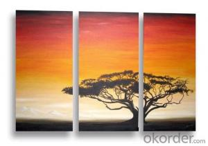 Hot Sell Newest Art Painting Picture Canvas Printing