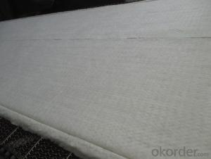 Ceramic Wool Blanket insulation material 1260 ST Ceramic Fiber Board For Glass Furnace