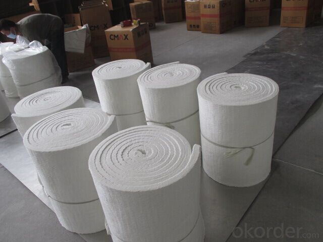 Ceramic Fiber Blanket STD 1260℃ Hot Sale Low Price