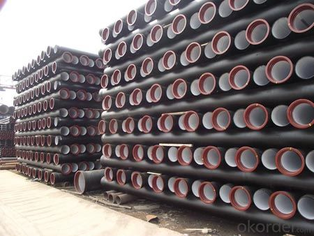 Ductile Iron Pipe ISO2531:2009 K9 DN1000