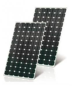 Solar Module Mono-crystalline 185W 125*125 Module