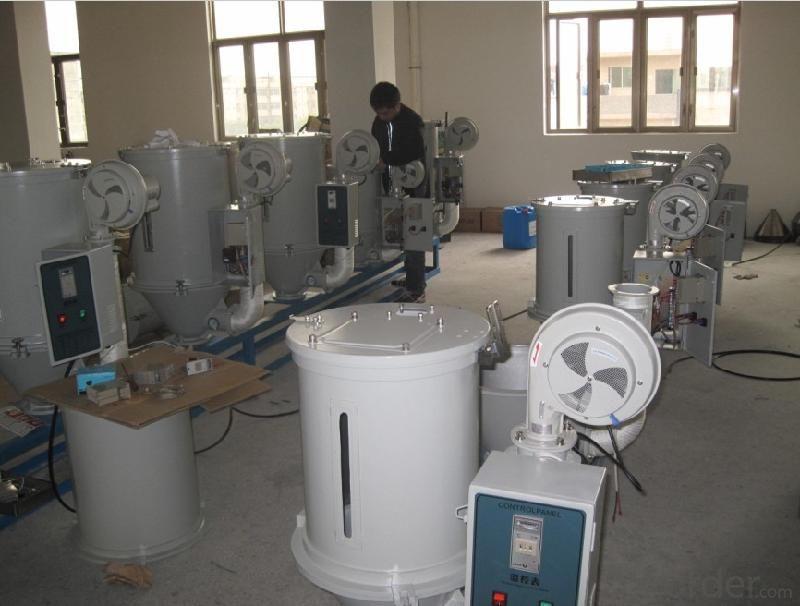 Plastic Pellet Mixing Drying Machine Plastics Dry Mixer