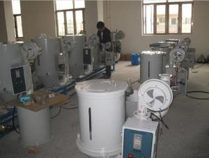 Plastic Pellet Mixing Drying Machine Plastics Dry Mixer