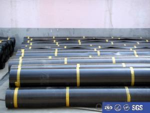 EPDM Coiled Rubber Waterproof Membrane/waterproofing membrane/lastomeric waterproofing membrane