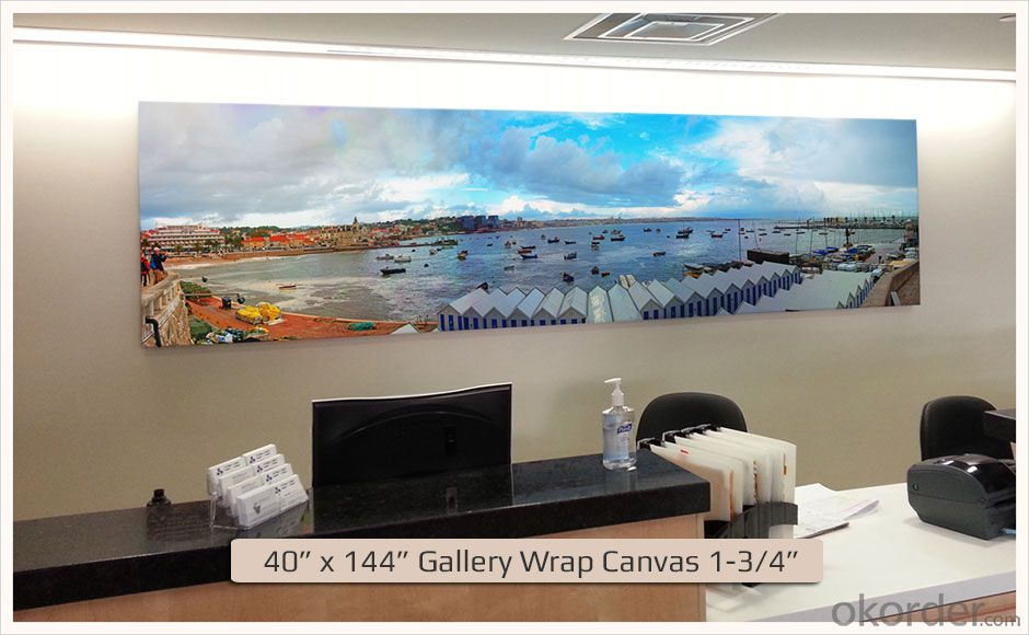 Buy Wholesale Promotional Decoration Canvas Printings For