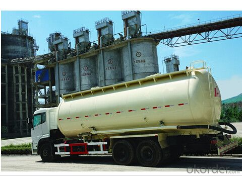 CMAX Powder Tank Truck with Good Performance