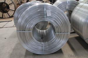 Aluminium Cable Rod with Different Types