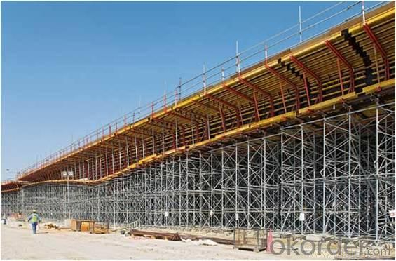 Timber Beam Formwork with High Quality Plywood Make Perfect Surface
