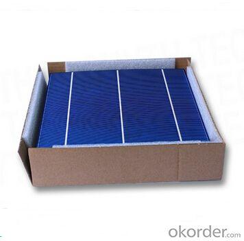 Monocrystalline Solar Cells High Quality 17.70-17.90