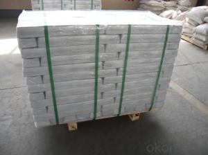 Magnesium Ingot  7.5kg Each Ingot with High Pure