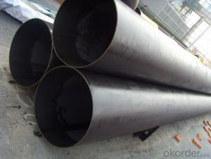 Thick Wall Large Stock Fast Delivery Seamless Steel Pipe